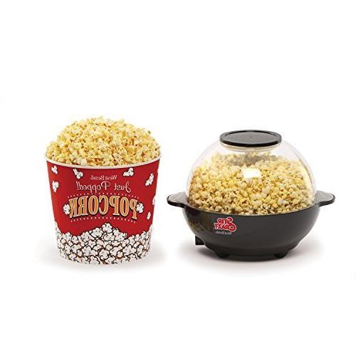 New West Stir Popcorn