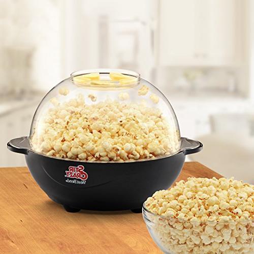 New West Bend Stir Popcorn Popper