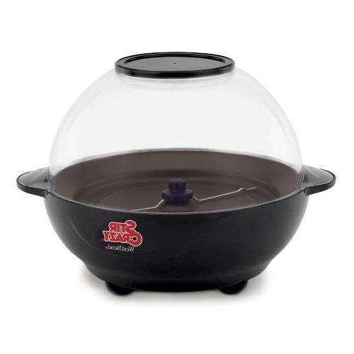 New Bend 82306 Stir Crazy Popcorn Popper