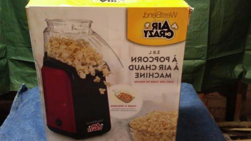 west bend air crazy mini popcorn maker