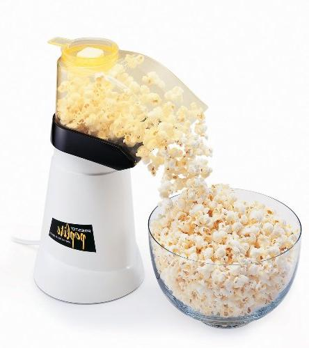 White/Yellow PopLite Hot Best 120 60 Hz Pops To Cups Now!