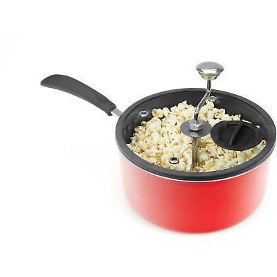 zippy 5 5 qt stovetop popcorn maker