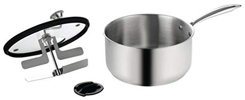 Ozeri Popcorn and Snack Maker Stainless Steel Patented 5.5