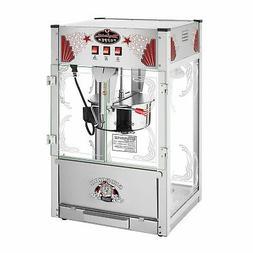 Majestic 7 Gallon Large Commercial Popcorn Popper Machine 16