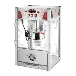 Majestic Popcorn Machine- Commercial Style Popcorn Popper Ma