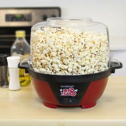 Popcorn Popper Maker Machine Electric Stir Crazy 6 Qt Hot Oi