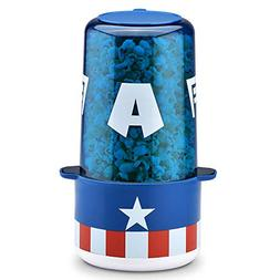 Marvel Captain America Mini Stir Popcorn Popper