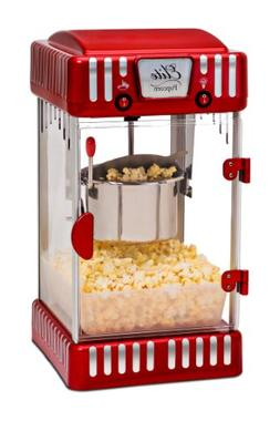 Maxi-Matic EPM-250 Popcorn Maker - Oil - 1 gal