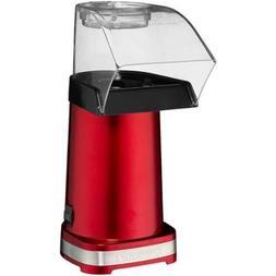 Metallic Red 1500-Watt EasyPop Hot Air Popcorn Maker