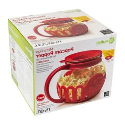 Ecolution Micro-Pop Microwave Popcorn Popper 3QT - Temperatu