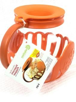 Ecolution Micro-Pop Popcorn Popper for Microwave Use 3 QT Gl