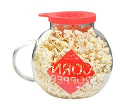 Home-X Microwave Popcorn Maker 3 Quart Microwavable Popper |