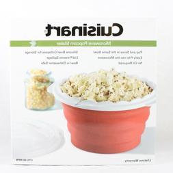 Cuisinart Microwave Popcorn Maker CTG-00-MPM BRAND NEW