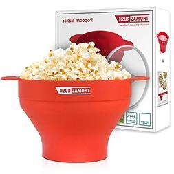Microwave Popcorn Maker - Microwave Popcorn Popper for Home