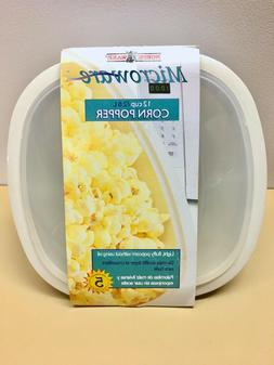 Nordic Ware Microwave Popcorn Popper Container 12 cups