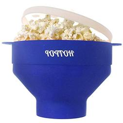 Microwave Popcorn Popper Maker HOTPOP Collapsible Cooking Co