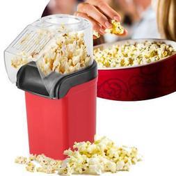 Mini Household Healthy Hot Air Oil-free Popcorn Maker Home K