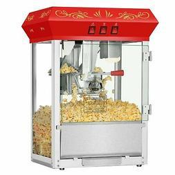 Movie Night Superior 3 Gallon Capacity Countertop Popcorn Po