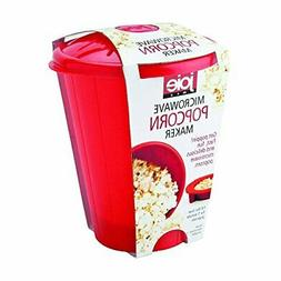 MSC International Joie Microwave Popcorn Popper Maker, Silic