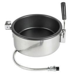 NEW 220110V 8oz ounce Popcorn pot for Commercial popcorn Mac