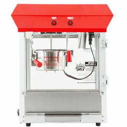 New Avantco Popcorn Commercial Machine Popper Maker 4Oz Para