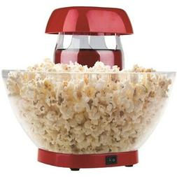 BRENTWOOD PC-490R Jumbo 24-Cup Hot Air Popcorn Maker, Red, 1
