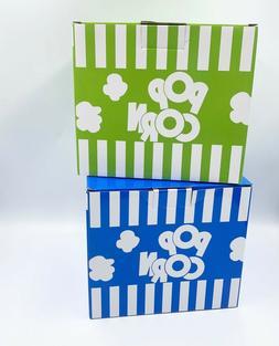 Ecolution NEW Micro Pop Glass Popcorn Popper 3 Quart Blue or