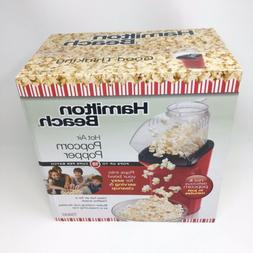 NEW Hamilton Beach Popcorn Maker Sealed In The Box Air Poppe