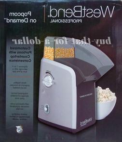 *NEW* Professional Popcorn on Demand Maker-Customizable-Air-