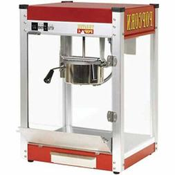 New Paragon Theater Pop 4 Ounce Popcorn Popper Machine - Mad