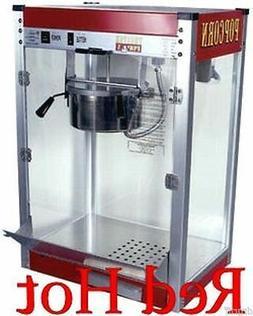 New Paragon Theater  Popcorn Popper Machine 12 Oz TP-12 Free