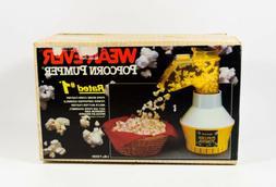 NEW Vintage Wear Ever No. 73000 Popcorn Pumper Hot Air Maker