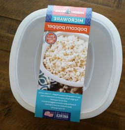 NORDICWARE Microwave Microware Popcorn Popper BPA and Melami