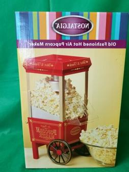 NOSTALGIA ELECTRIC RETRO VINTAGE HOT AIR POPCORN POPPER MACH