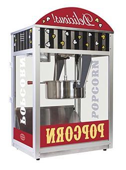 Nostalgia PPT160 16-Ounce Kettle Commercial Popcorn Maker