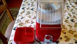 Nostalgia RHP310 Retro Series 8-Cup Hot Air Popcorn Maker