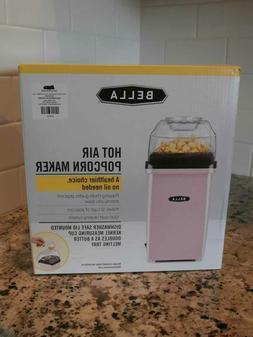 NRFB Bella BLOSSOM PINK Hot Air Popcorn Popper Maker MIB