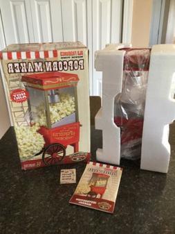 Nostalgia OFP-501 Old Fashioned Popcorn Machine Maker Popper