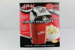 Betty Crocker No Oil Red Popcorn Maker BC2973CR