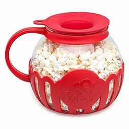 Ecolution Original Microwave Micro-Pop Popcorn Popper, Boros