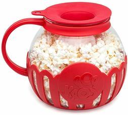 Ecolution Original Microwave Micro-Pop Popcorn Popper Borosi
