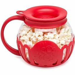 original microwave micro pop popcorn popper borosilicate