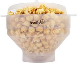 Original Salbree Microwave Popcorn Popper Silicone Maker Col