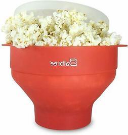 Original Salbree Microwave Popcorn Popper, Silicone Popcorn