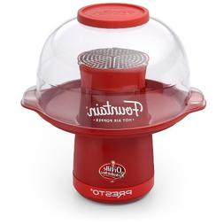 Presto® Orville Redenbacher's Fountain Hot Air Popper, Red-