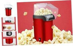 OSLAMP Popcorn Maker 1200W Electric Hot Air Popcorn Popper H