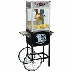 palace 16oz popcorn popper machine black