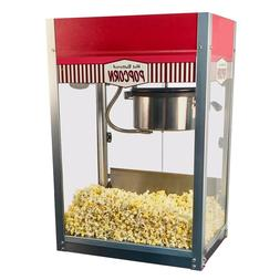 Paragon Vintage 8 oz Concession Popcorn Popper with Kettle a