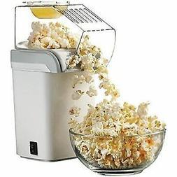 pc 486w hot air popcorn maker white