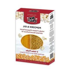 West Bend PC10518 Pop Crazy Popcorn & Oil, Multicolor (Disco